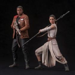 Rey & Finn 2 pack - ArtFX+ statues