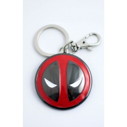 Deadpool Logo Keychain