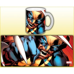MUG WOLVERINE - CLOSE UP