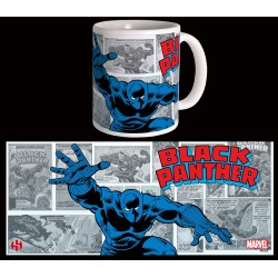 MUG BLACK PANTHER - RETRO - SERIE 2
