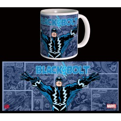 MUG BLACK BOLT - RETRO - SERIE 2