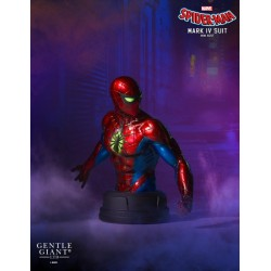 SPIDERMAN MK IV MINI BUST