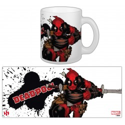 "MUG DEADPOOL 02 ""SLASHING"""