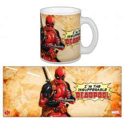 "MUG DEADPOOL 05 ""INSUFFERABLE"""
