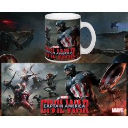 MUG C.A CIVIL WAR: FINAL BATTLE