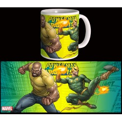 MUG POWERMAN & IRON FIST - LUKE AND DANNY -