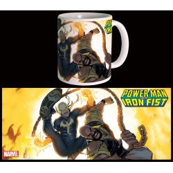 MUG POWERMAN & IRON FIST - HEROES FOR HIRE -