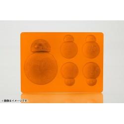 Silicon ice tray BB-8 flat Type