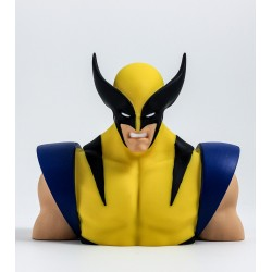 Wolverine - deluxe bust bank
