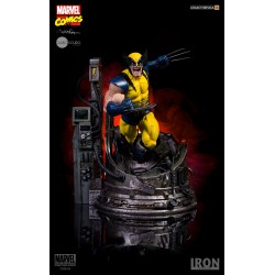 Wolverine Legacy Replica 1/4 - Marvel