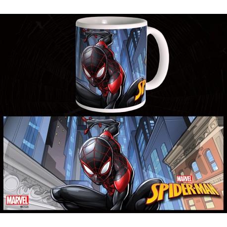 MARVEL'S SPIDER-MAN - SPIDER-MAN MILES MORALES MUG