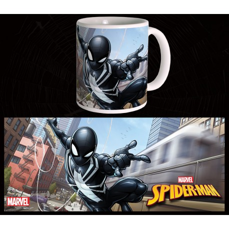 MARVEL'S SPIDER-MAN - BLACK SUIT SPIDER-MAN MUG