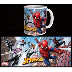 MARVEL'S SPIDER-MAN - EVERYBODY LET'S GO! MUG
