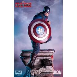 Captain America & Ant-Man 1/4 statue - CACW Diorama