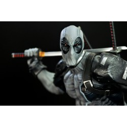 DEADPOOL STATUE À COLLECTIONNER MARVEL Version Alternative UNCANNY X-FORCE Sculpté par Erick Sosa