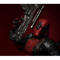 DEADPOOL STATUE À COLLECTIONNER MARVEL Sculpté par Erick Sosa