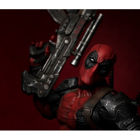 DEADPOOL 1/6TH MARVEL COLLECTIBLE STATUE Sculpted by Erick Sosa