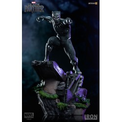 Black Panther BDS Art Scale 1/10 - Black Panther