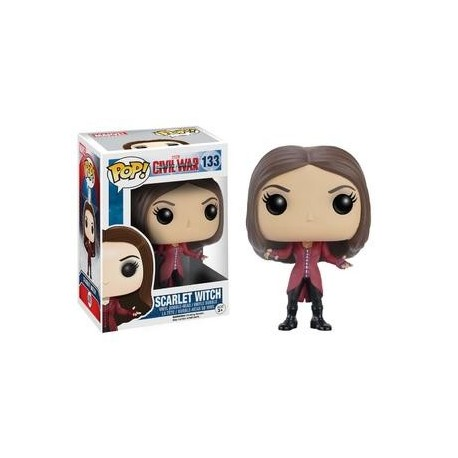 SCARLET WITCH CIVIL WAR - POP