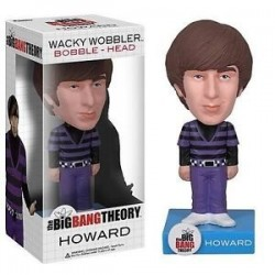 Big Bang Theory : Howard Wacky Wobbler