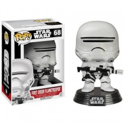 POP STAR WARS: THE FORCE AWAKENS FIRST ORDER FLAMETROOPER