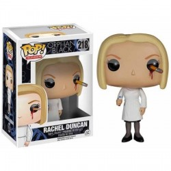 RACHEL DUNCAN PENCIL IN EYE EXCLU - ORPHAN BLACK - POP