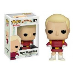 ZAPP BRANNIGAN - FUTURAMA - POP