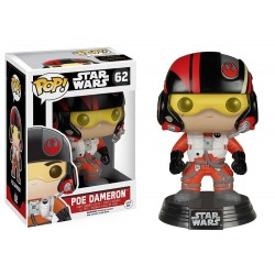 POP STAR WARS: THE FORCE AWAKENS POE DAMERON