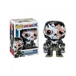 CROSSBONES BATTLE DAMAGE ECLU - POP
