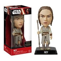 STAR WARS WACKY WOBBLER: THE FORCE AWAKENS - REY