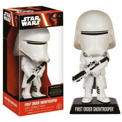 STAR WARS WACKY WOBBLER: THE FORCE AWAKENS - SNOWTROOPER