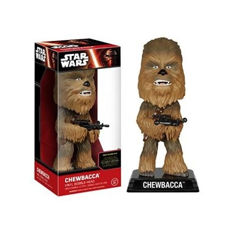STAR WARS WACKY WOBBLER: THE FORCE AWAKENS - CHEWBACCA