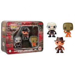 HORROR SET 2: FREDDY, JASON & SAM (TRICK R TREAT)