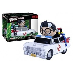 ECTO-1 WITH SPENGLER - GHOSTBUSTERS - DORBS RIDEZ