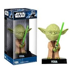 Yoda 7 inches bobblehead