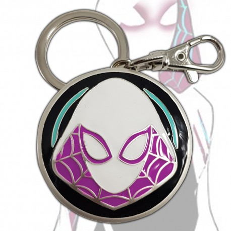 Iron Fist Logo Keychain