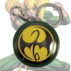 Daredevil logo Keychain