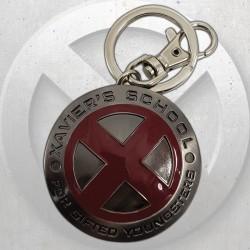 Spider-Gwen Logo Keychain