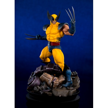 WOLVERINE 1/6TH MARVEL COLLECTIBLE STATUE Sculpted by Erick Sosa