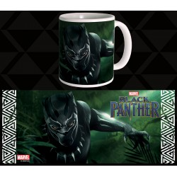 BLACK PANTHER MUG 01 - JUNGLE