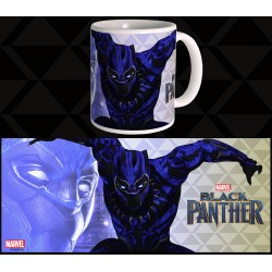 BLACK PANTHER MUG 02 - WAR SUIT