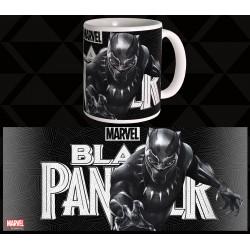 BLACK PANTHER MUG 04 - BLACK