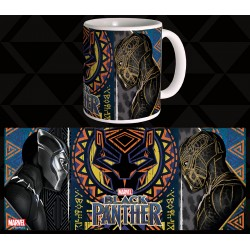 BLACK PANTHER MUG 05 - BATTLE