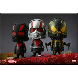 ANT-MAN COSBABY Collectible Set of 3