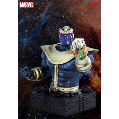 Thanos - the mad titan - buste