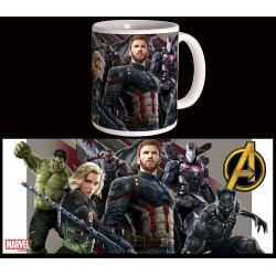 Avengers : infinity War - Wakanda Battle Mug