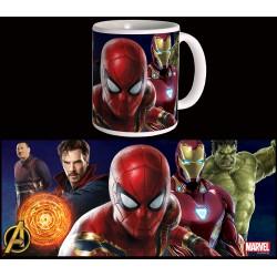 Avengers : infinity War - Spider-man Mug