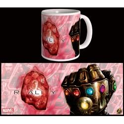 Avengers : infinity War - Reality stone Mug