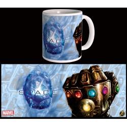 Avengers : infinity War - Space stone Mug