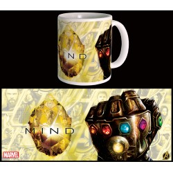 Avengers : infinity War - Mind stone Mug